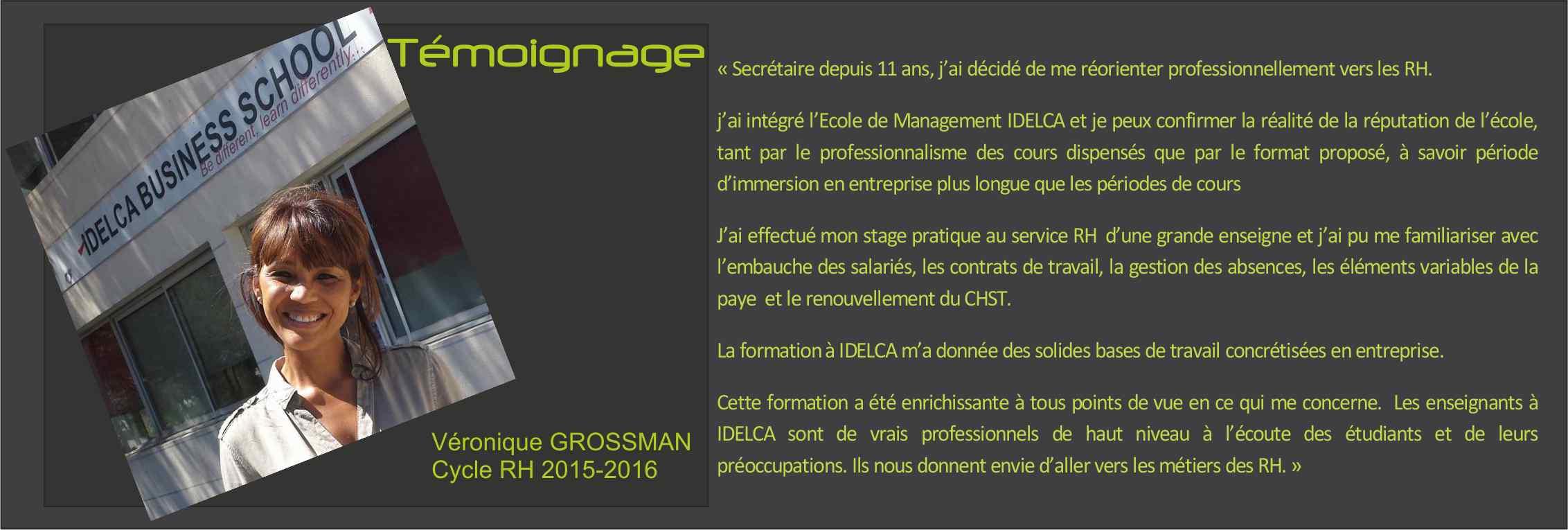 mastère ressources humaines à Montpellier