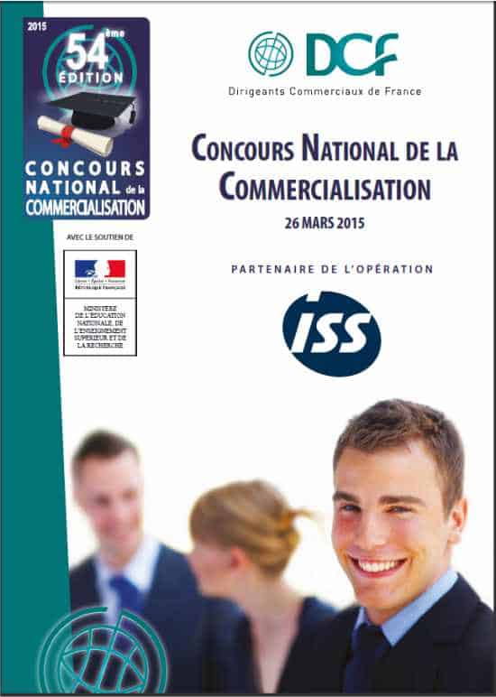 concours DCF BAC+5 marketing
