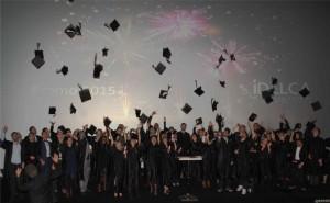remise diplomes IDELCA école de commerce