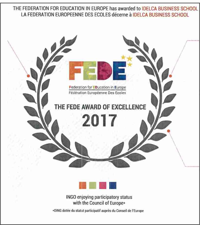 Award excellence éxole commerce